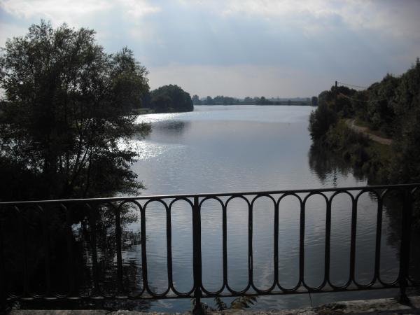 Grande Saône, vers Seurre