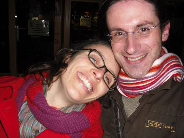 Nos têtes le soir de la réponse le 16 déc 2008 !