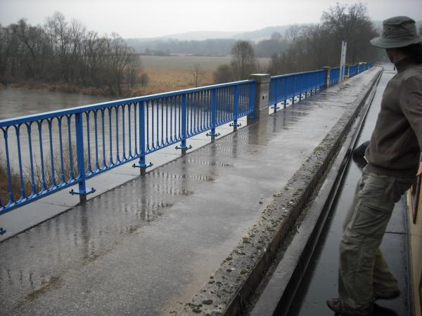 Pont-canal de Flavigny-sur-Moselle