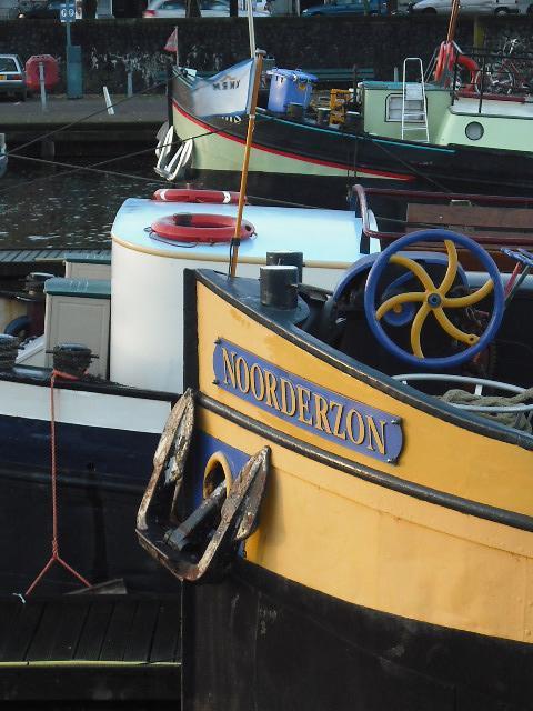 Encore des bateaux