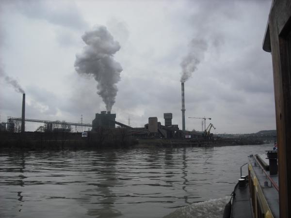 La Wallonie industrielle...